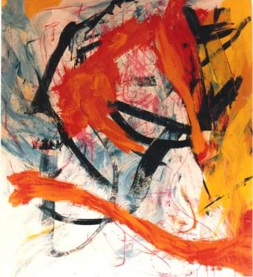 "Das expressive ""A"" (1985)"