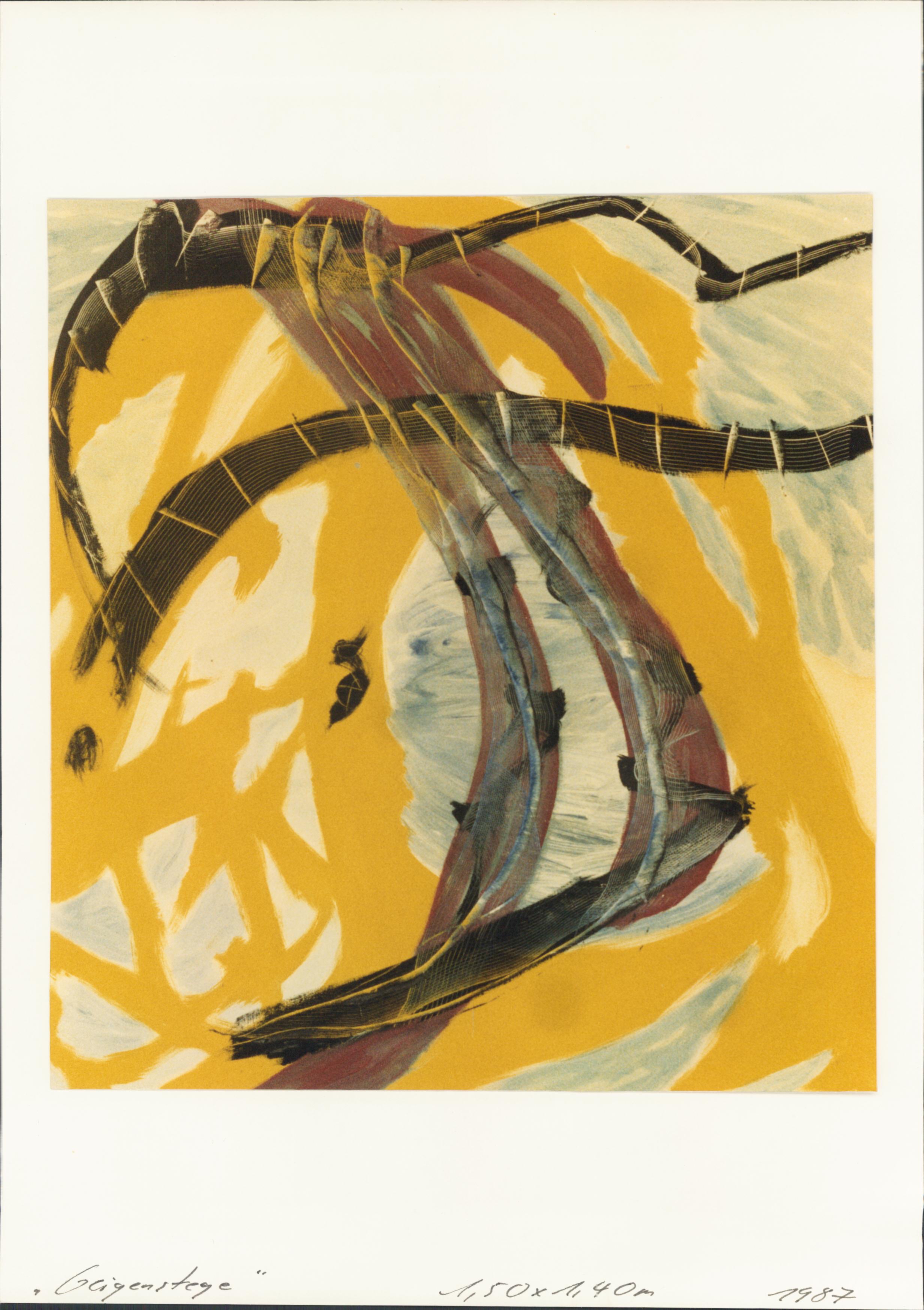 Geigenstege (1987)
