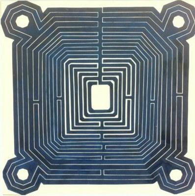 Neues Labyrinth für Reims (1990)