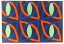 Geometrische Verflechtung I (1995)