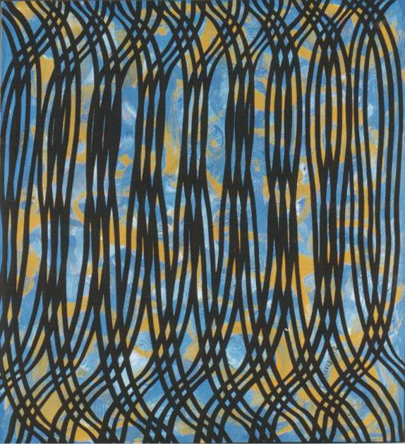 Anamorphose der Konzentrik (2005)