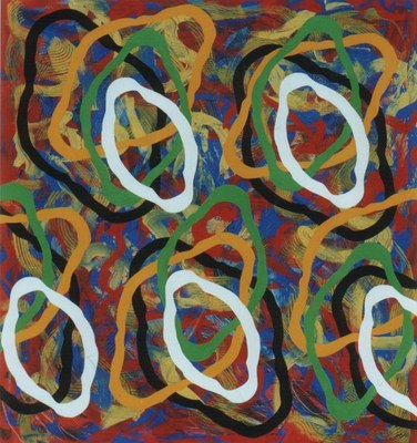 Anamorphose der Konzentrik 4 (2005)