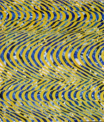 Anamorphose der Zeit- und Raumausdehnung (2011)