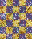 Anamorphose von RaumZeit im Quadrat (2019)