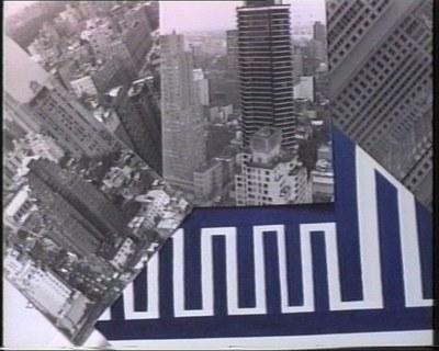 Stadtlabyrinth New York, 1993 (1)