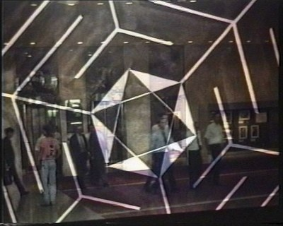 Stadtlabyrinth New York, 1993 (6)